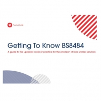 Your guide to the updated BS8484 - lone worker services