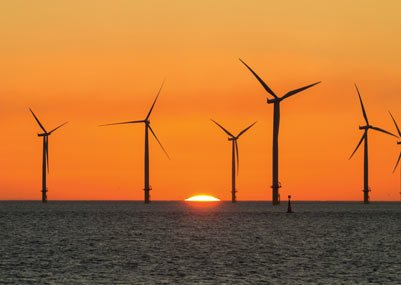 wind farms working at height maintenance