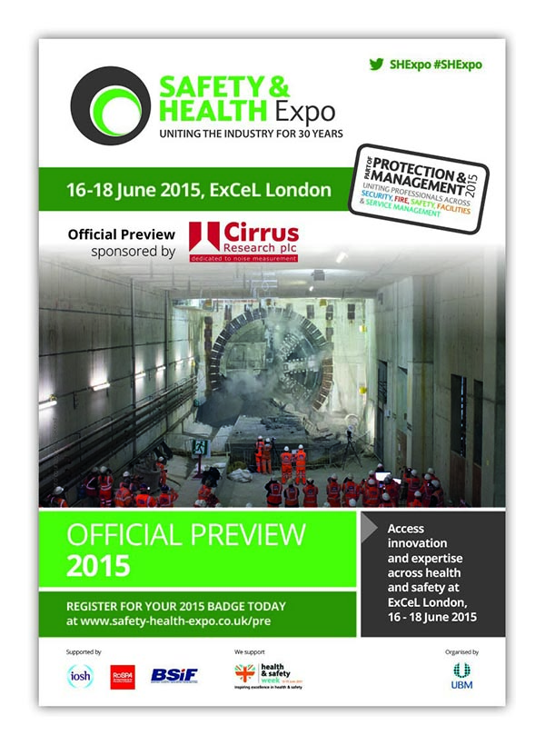 Safety & Health Expo Preview