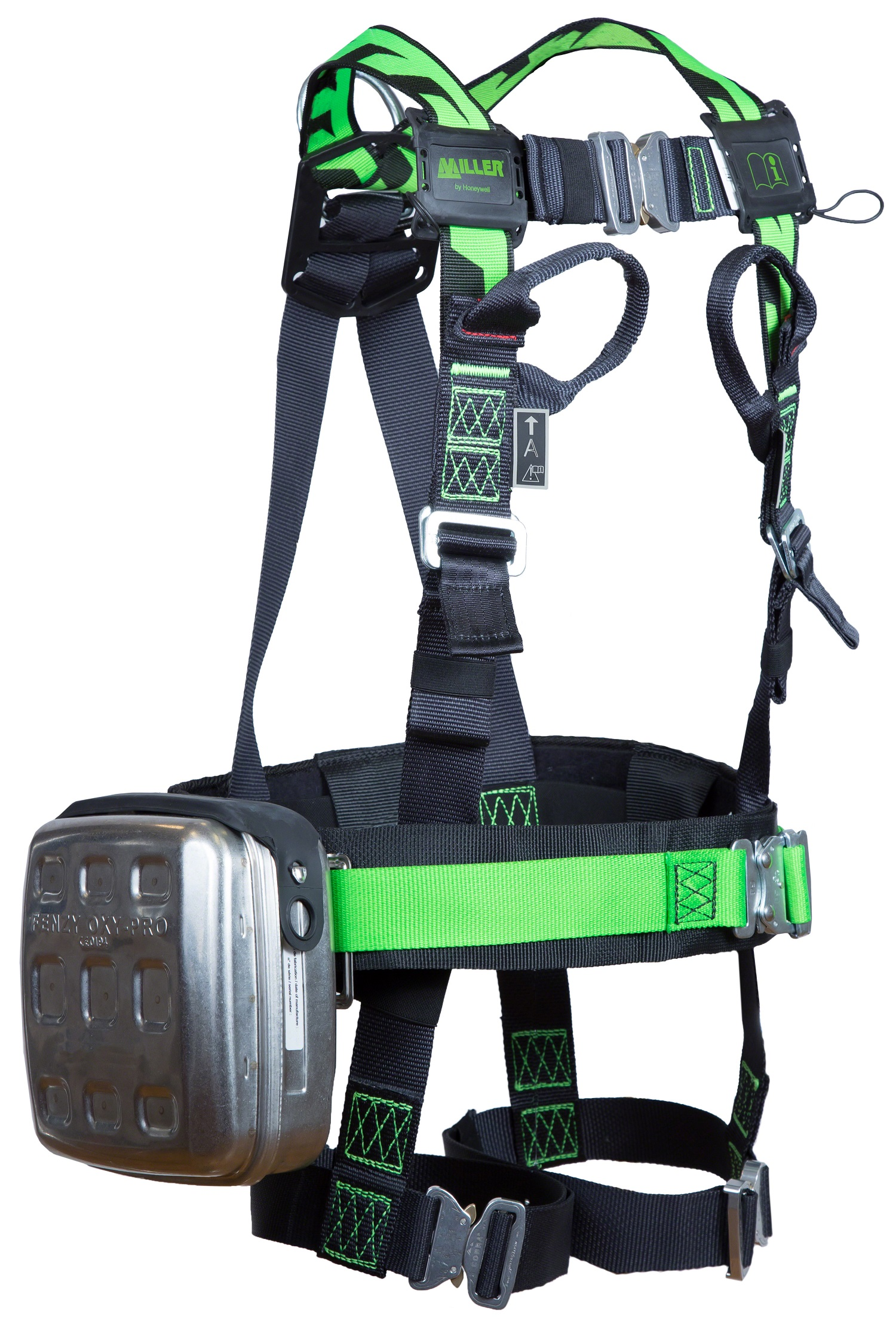 U2018unique U2019 Harness For Confined Spaces