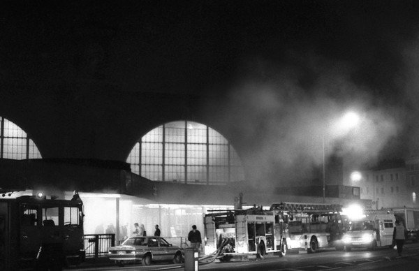 An investigation into the fire at King's Cross Underground Station in 1987 found that the accident arose 'because no one person was charged with overall responsibility for safety.'