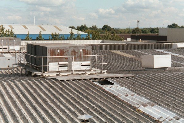 Poor planning of work on a fragile roof resulted in a fatal accident. Photo credit: David Thomas