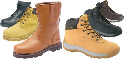 02b1ada65293d Safety Boots and Footwear: The Complete Buyer's Guide