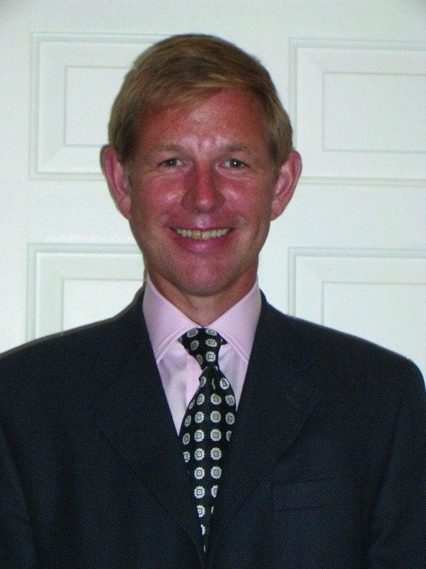 Simon Garrett