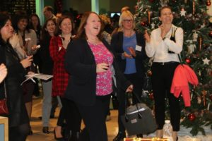 Women in Health and Safety Chritsmas party 2016