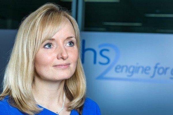 Emma Head. Staff Portrait. HS2 Ltd.
