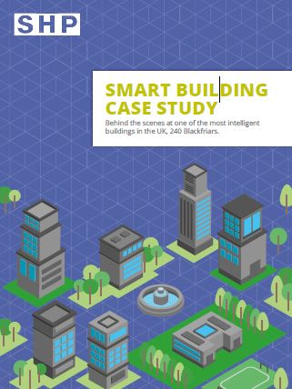 smart buildings front cover