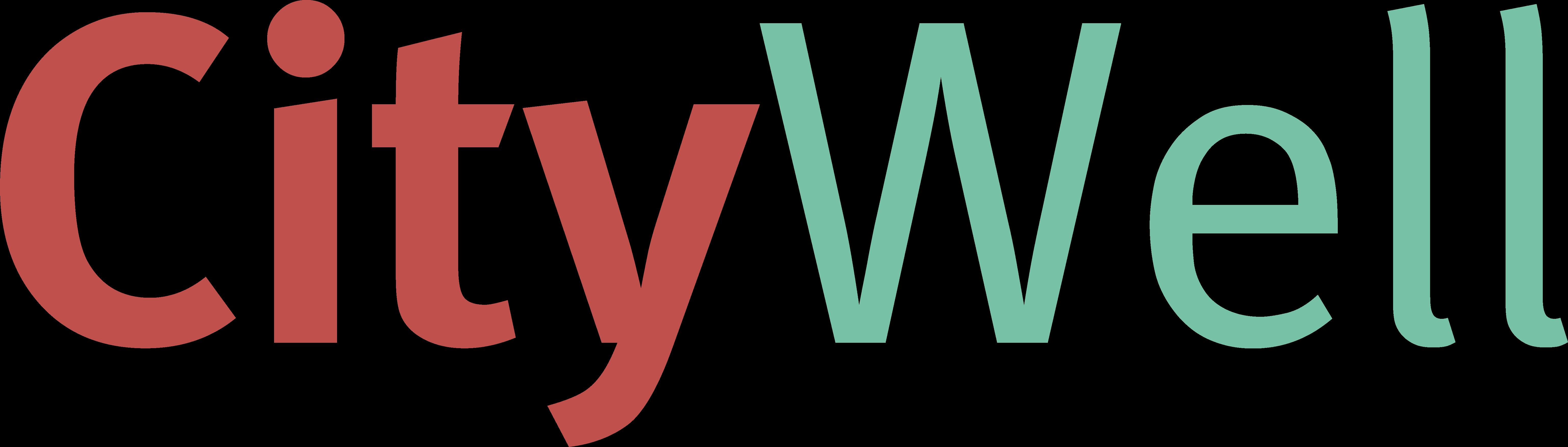 CityWell - Logo