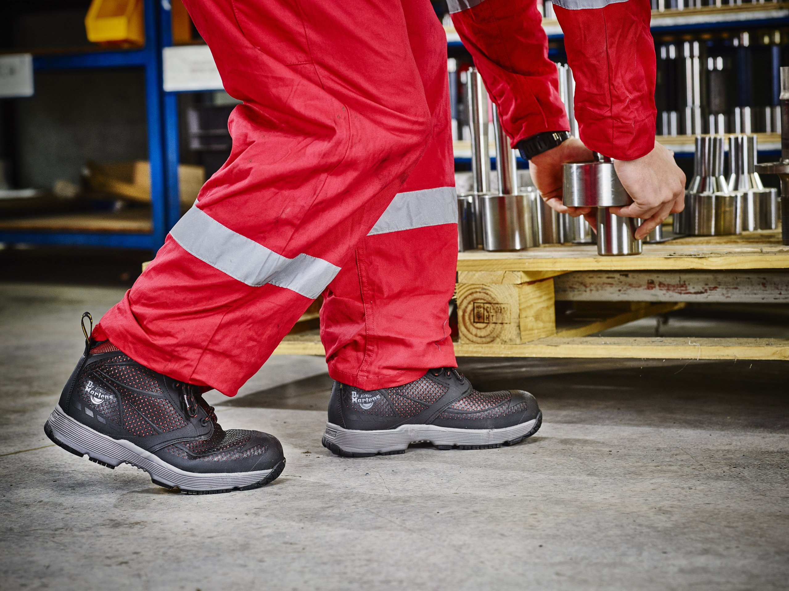 How Dr. Martens is challenging the perceptions of safety footwear 9ac653caac28
