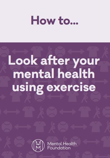 How to look after mental health using exercise
