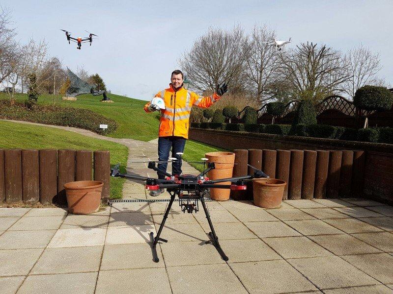 TW drones
