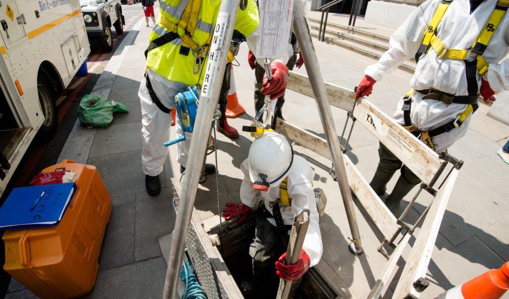 Tideway health & safety
