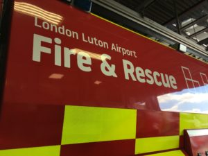 Luton Airport Fire & Rescue