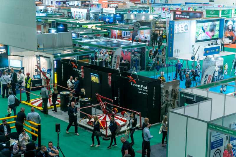 Exhibiting at Safety & Health Expo 2019
