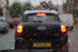 driver safety: driving in adverse weather