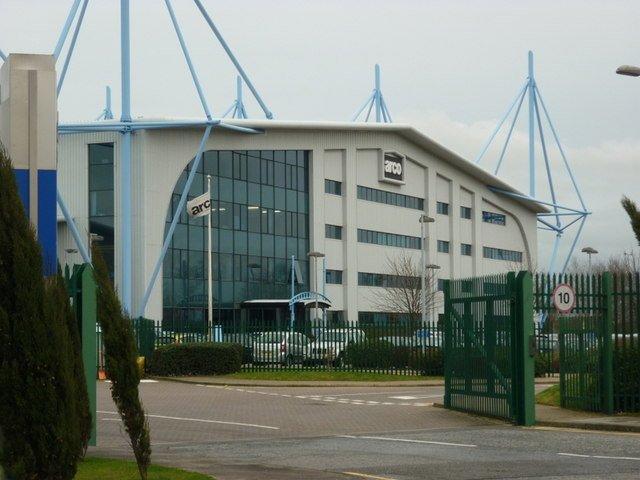 Arco Head Office, Hull