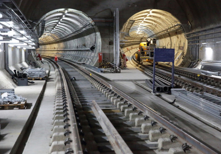Innovation in construction: Improving safety on the railways