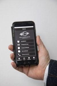 Hollingsworth Group app
