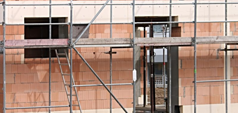 Scaffolding firm fined after collapse at school