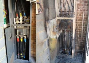 Two firms fined after demolition worker receives electrical burns