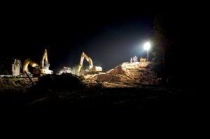 night-construction