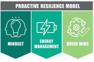 Proactive Resilience Model