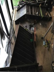 Staircase manufacture reminded of safe lifting after worker loses leg