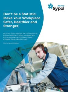 Don't be a Statistic; Make Your Workplace Safer, Healthier and Stronger