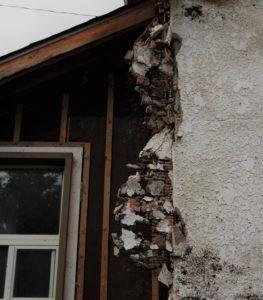 Asbestos Wall