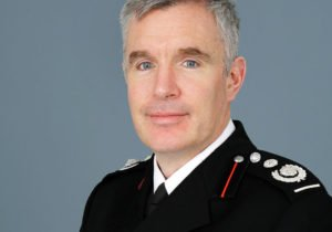 Andy Roe London Fire Brigade