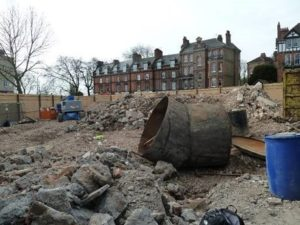 Two companies fined after worker dies in Camden explosion