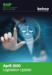 Livre électronique sur la législation d'avril 2020