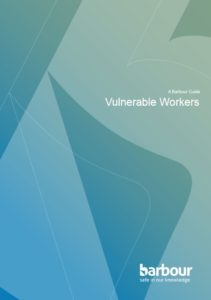 A guide to Vulnerable Workers