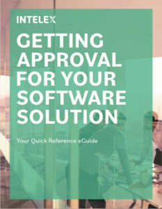 Getting approval for your software solution