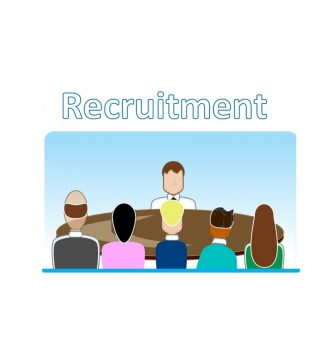 How to handle the recruitment process