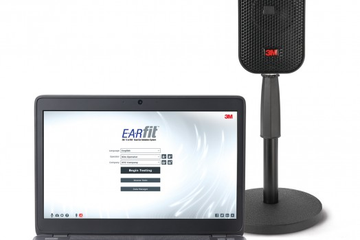 3M launches E-A-Rfit Dual-Ear Validation System