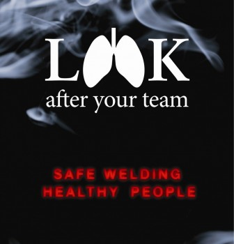 Message to spark action: Welding Fume Team
