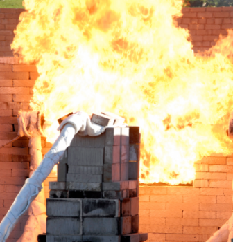 Fire and explosions – large scale testing at HSL