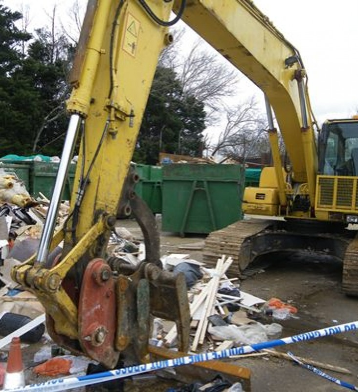 Waste disposal firm fined after worker loses leg