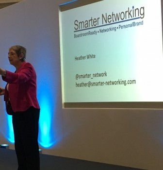 SHE1000 networking masterclass helps to break down barriers