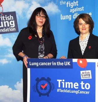 Lung cancer report: shocking survival rates