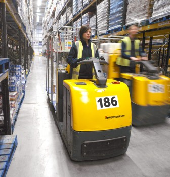 How Tesco distribution reduced manual handling incidents by 60%