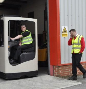 Lift truck safety: Influencing behavioural change