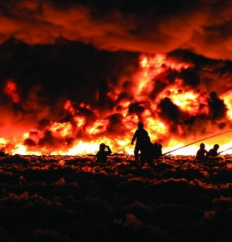 Feature: batteries present significant fire safety risk