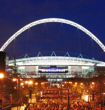 Health, safety and facilities: catering for Wembley Stadium