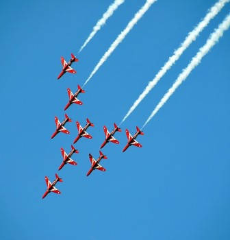 HSE to prosecute after Red Arrows death