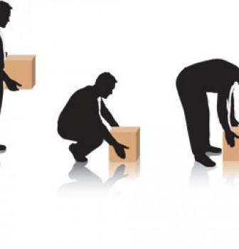 Manual handling training, regulation and advice