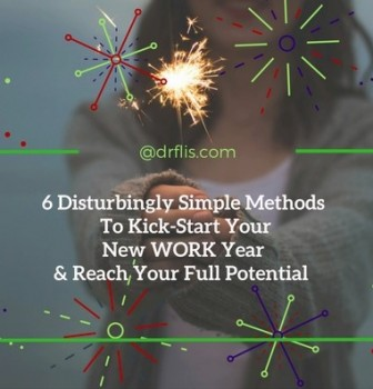 Careers: six simple steps to kick start your new WORK year