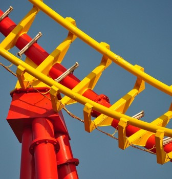 Two children in 'serious' condition following rollercoaster crash