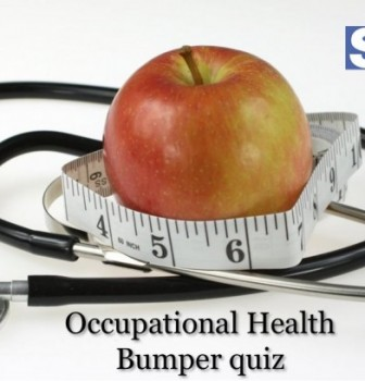 Occupational health bumper quiz